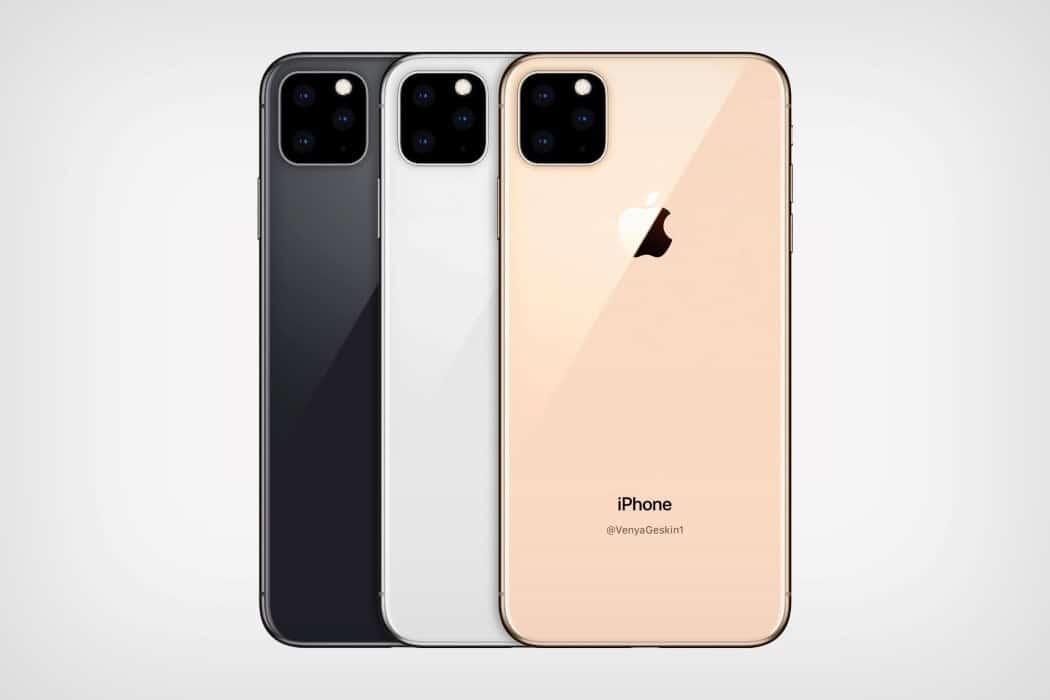 iPhone 11 Keynote Apple 2019