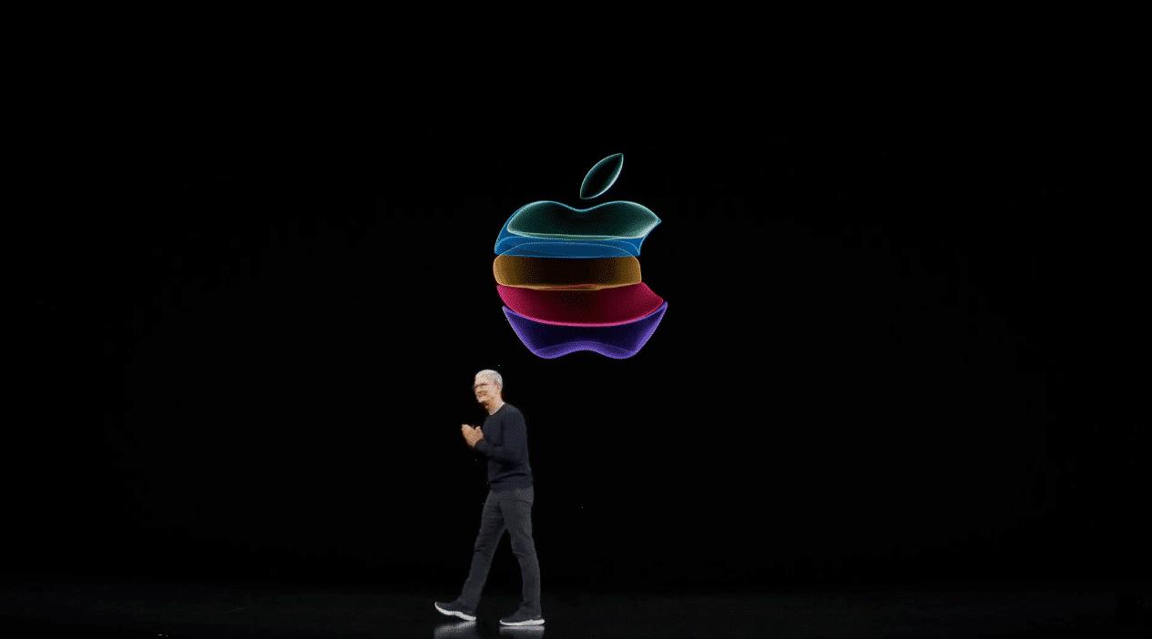 Tim Cook PDG Apple Keynote 2019