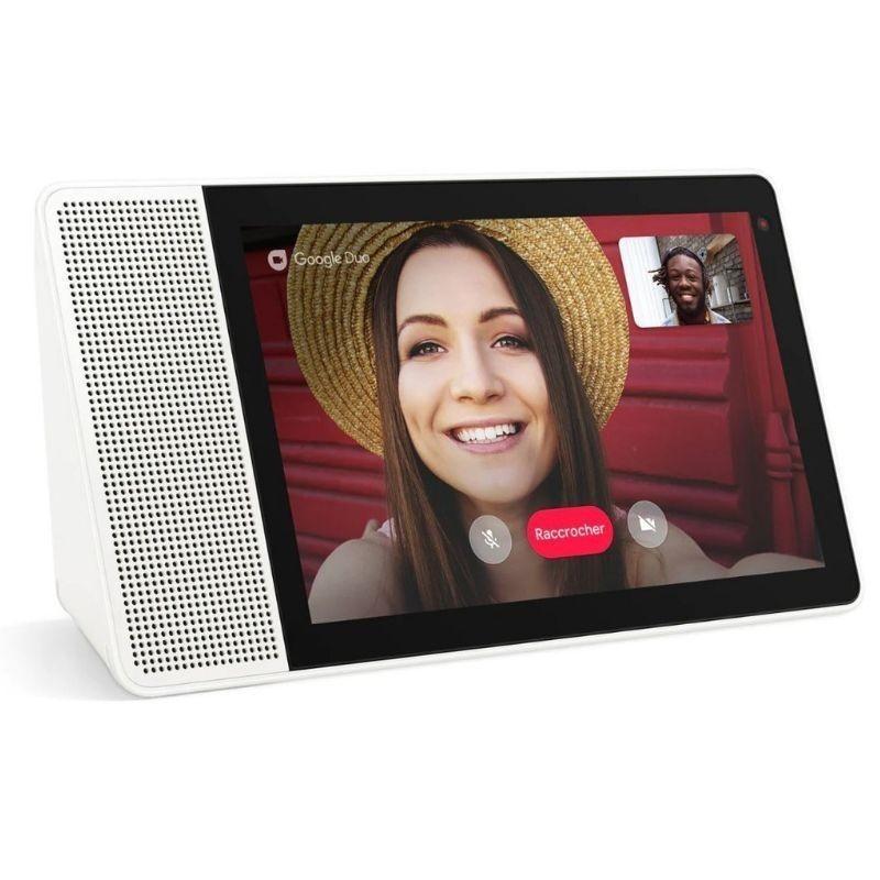 Test Lenovo Smart Display - Google Duo