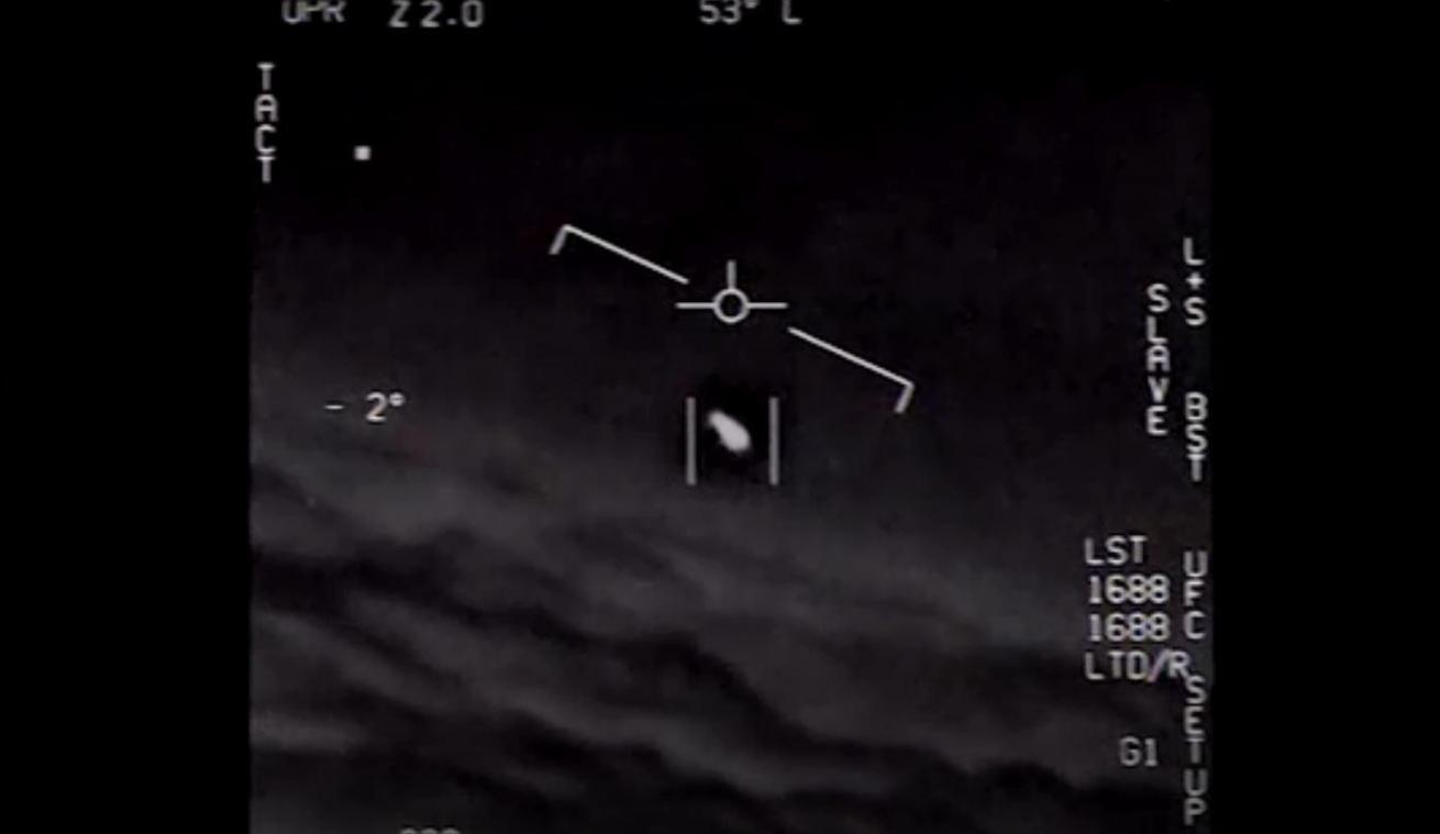 OVNI NASA suspect ciel