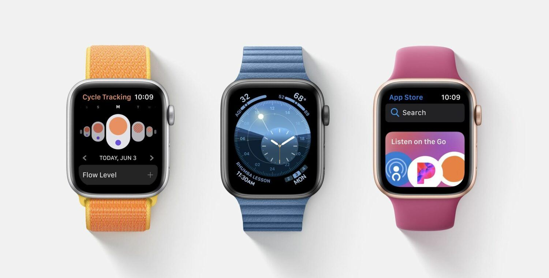 watchos 6 Keynote Apple 2019
