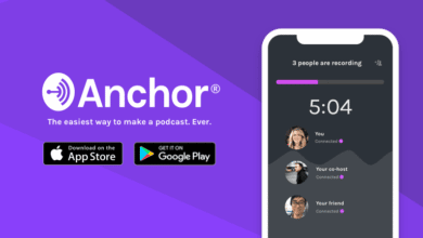Photo of Créez votre propre podcast avec l'application Anchor