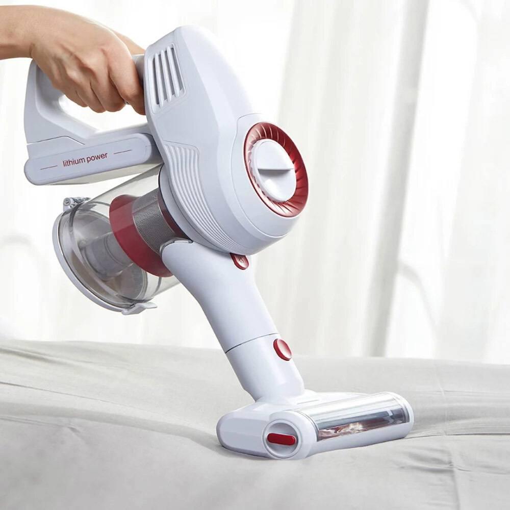 xiaomia jimmy aspirateur bon plan sans-fil cheveux autonomie batterie brosse multi-fonctions