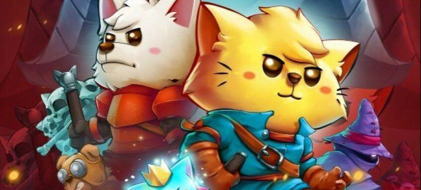 Test Cat Quest 2 - Jaquette du jeu
