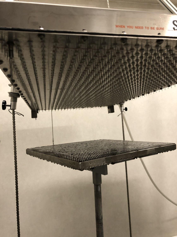 Test IP Crosscall - simulateur de pluie