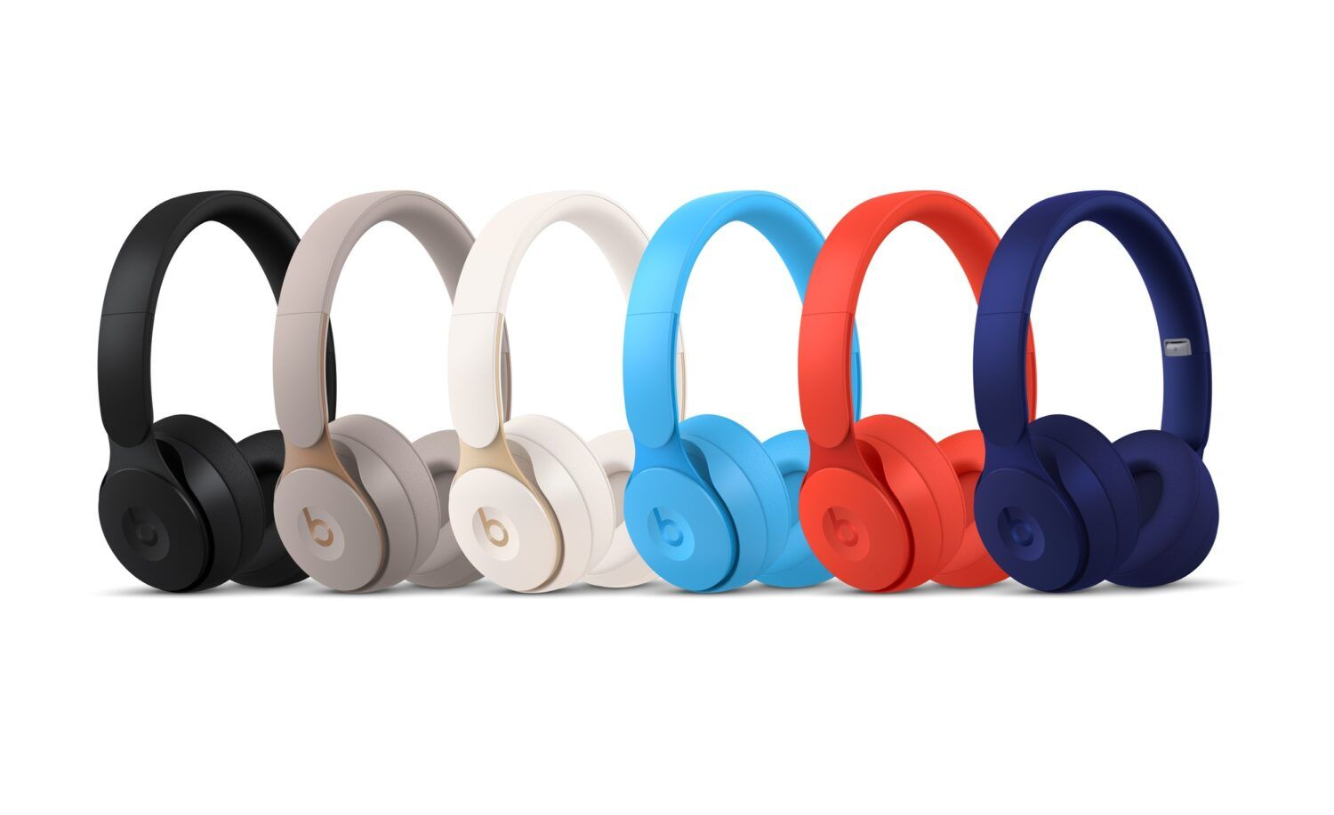 Beats Solo Pro couleurs casque audio