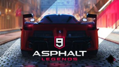 Photo de Test – Asphalt 9 : À fond la caisse sur Switch