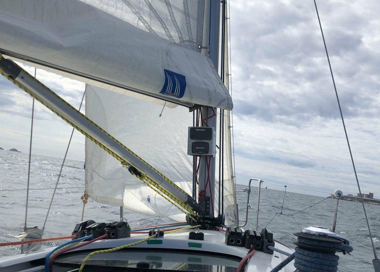 Sortie bateau Crosscall