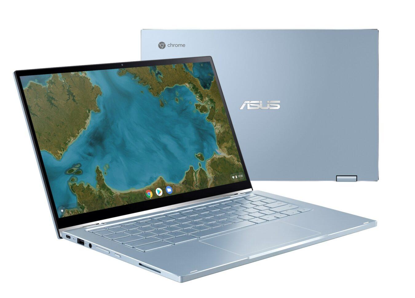 Photo of ASUS présente le nouveau Chromebook Flip C433