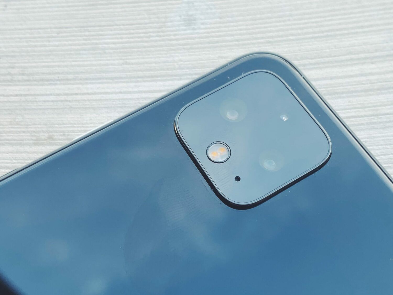 Google Pixel 4 XL appareil photo 2 capteurs