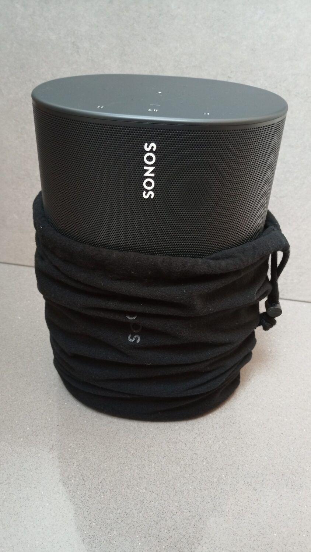 découverte de la Sonos Move.