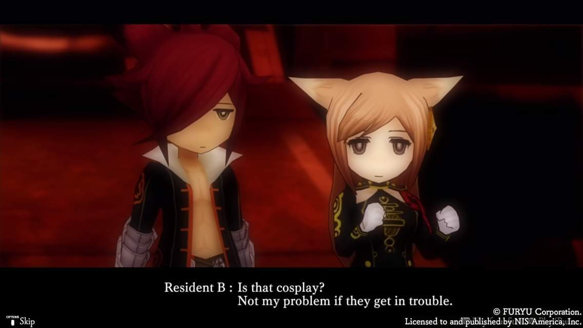 Test The alliance alive HD Remastered -Vivian et Ignace