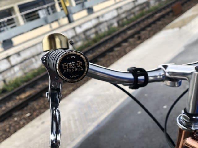Logo Jitensha poignet vélo