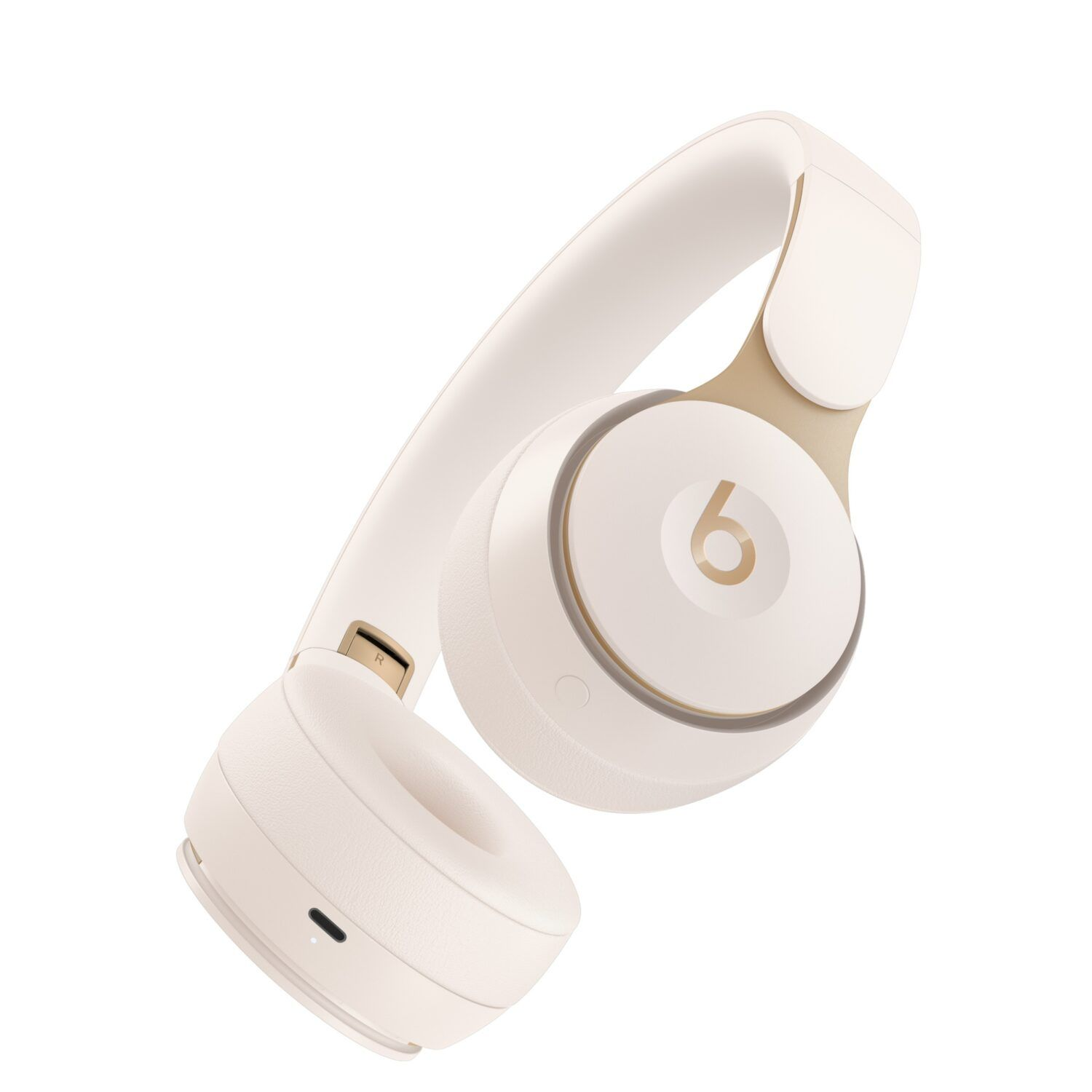 Beats Solo Pro couleur casque audio beige