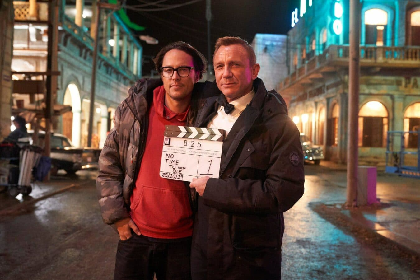 Photo de No Time To Die : Une fin de tournage pour le nouveau James Bond