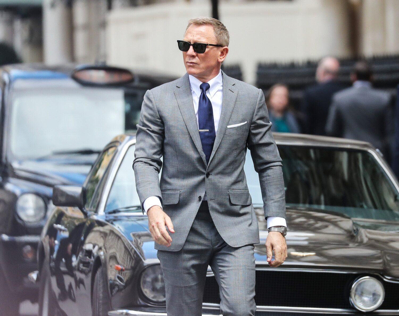 James Bond, 007, Daniel Craig, No Time To Die, Fukanaga