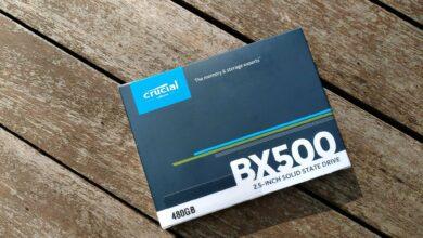 Photo of Test – Crucial BX500 : Un SDD à très bon rapport qualité/prix