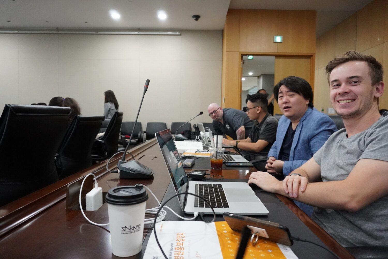 Seongnam International Medical Tour conférence de presse