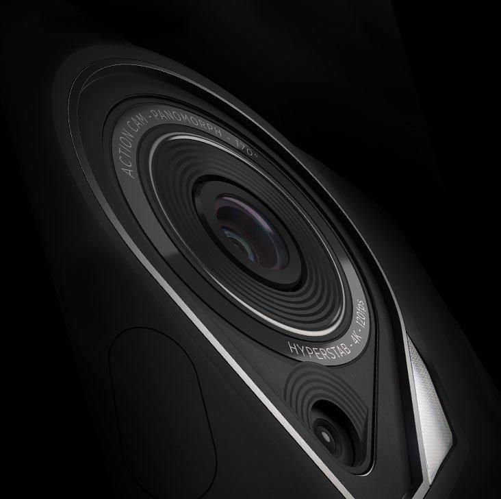 Caméra Crosscall TREKKER X4