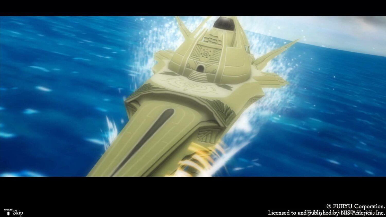 Test The alliance alive HD Remastered - Un bateau très spécial