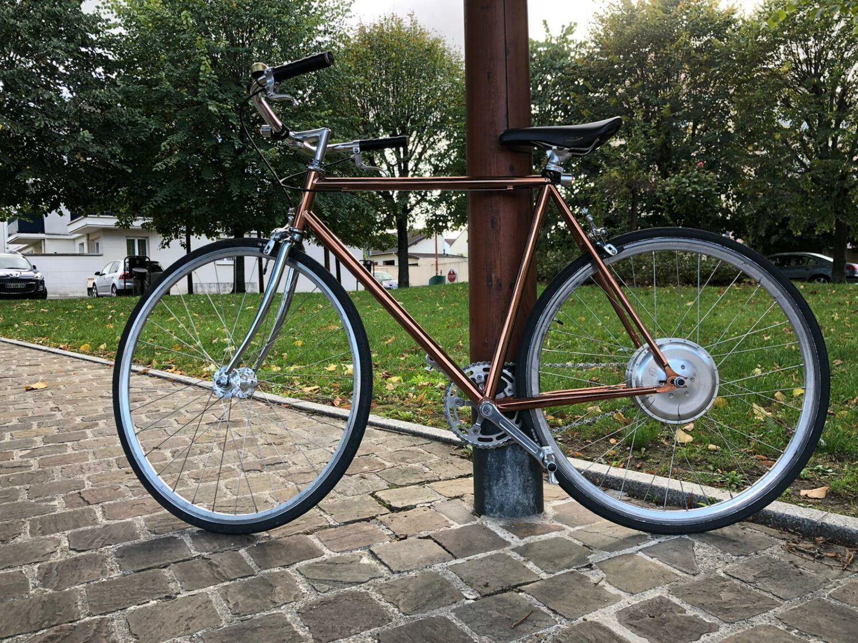 E-Bike Jitensha