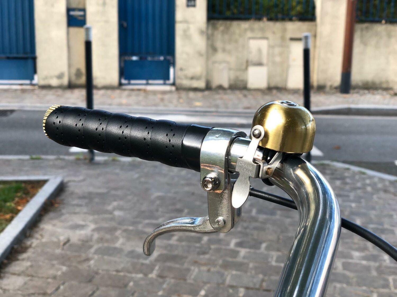 Poignet E-Bike