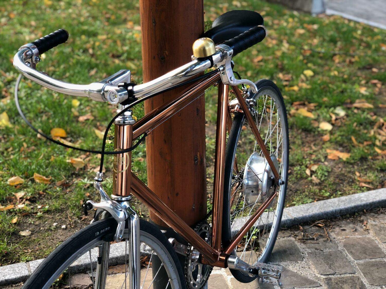 Vue d'ensemble Vélo Jitensha
