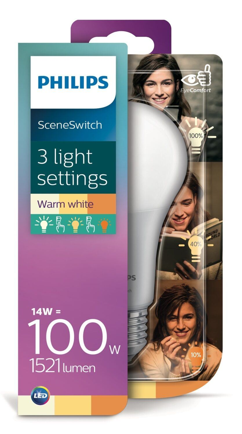 ampoule Philips sceneswitch