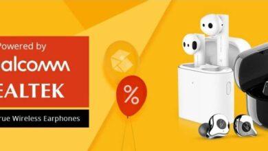 Photo of Explosions d'écouteurs sans-fil à petit prix sur Geekbuying ! Xiaomi Air 2 à 59€