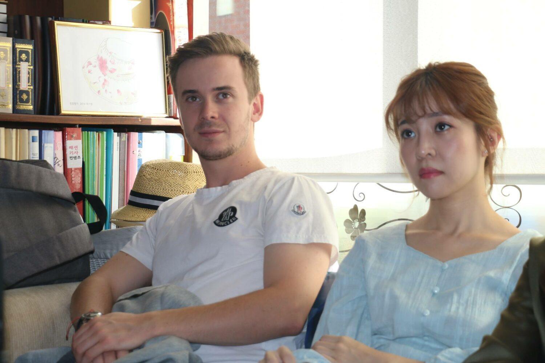 Le Café Du Geek en Corée du sud