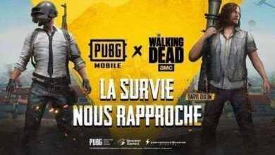 Photo de PUBG x The Walking Dead – Sortez votre batte parce que ça va cogner !