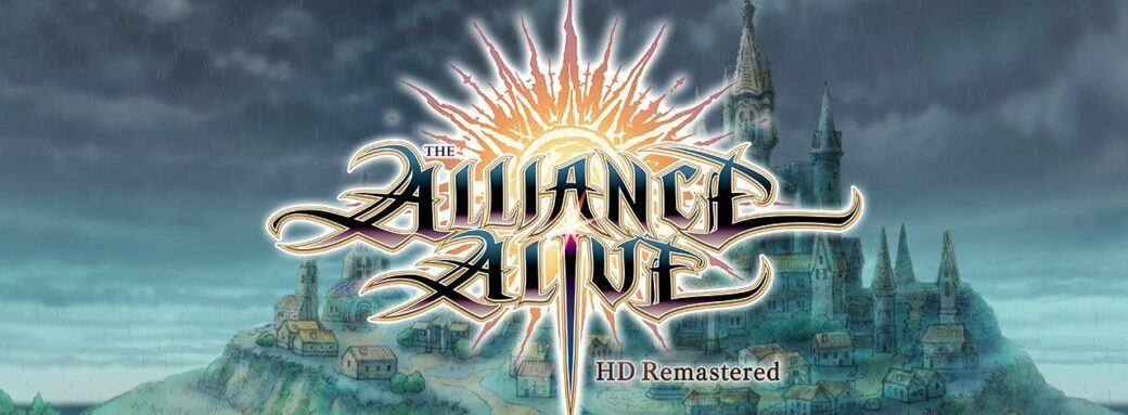 Test - The alliance alive HD Remastered - logo