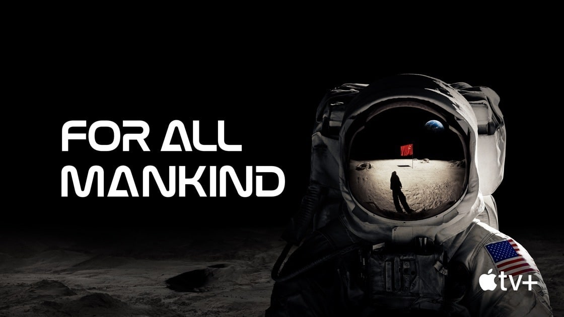 For All Mankind Apple TV + Affiche