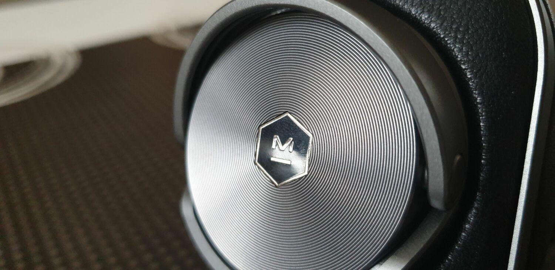 TEST - Master & Dynamic MW60 - Vue d'un écouteur