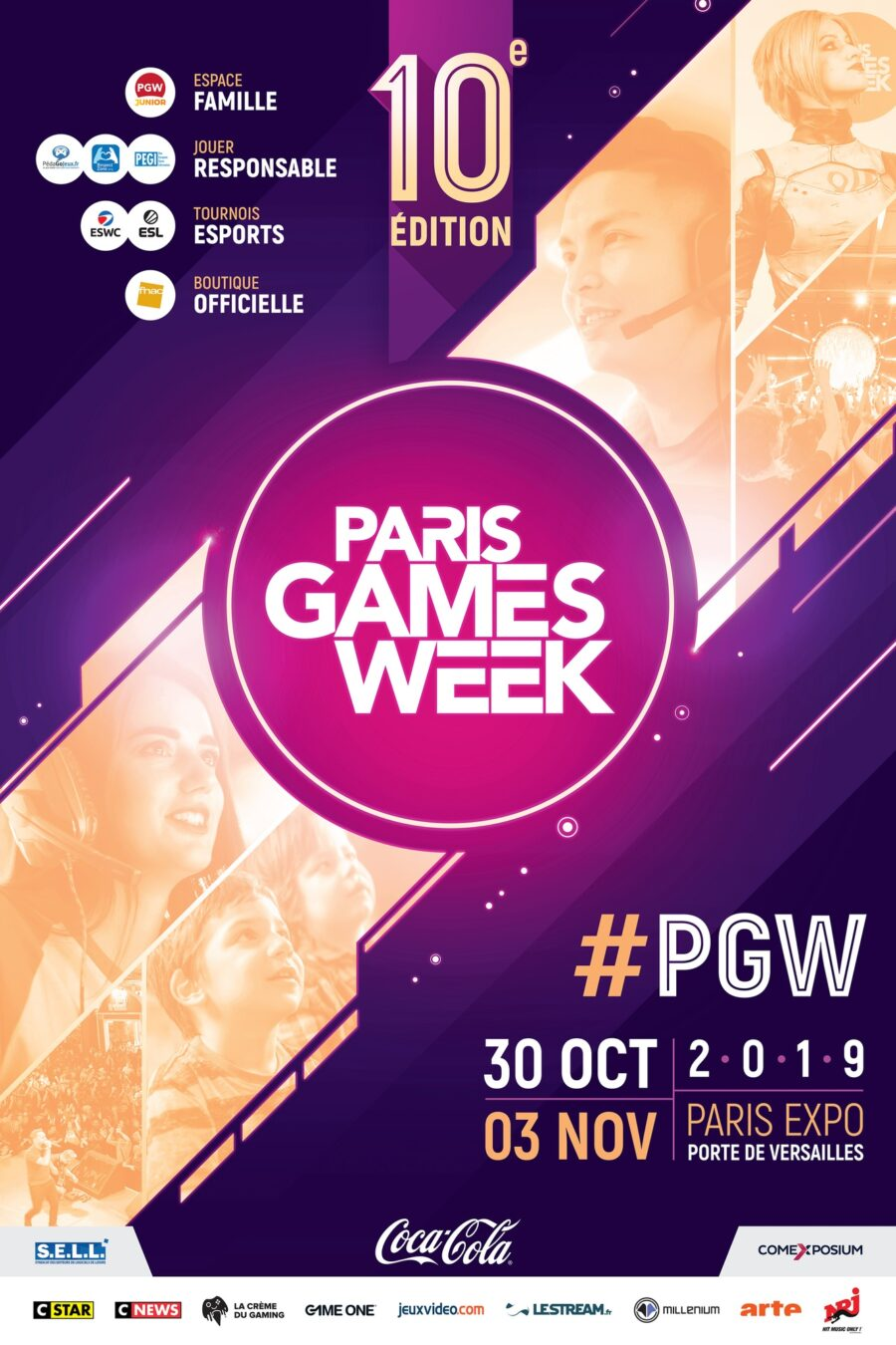 Photo of PGW 2019 – Les stands incontournables du salon !