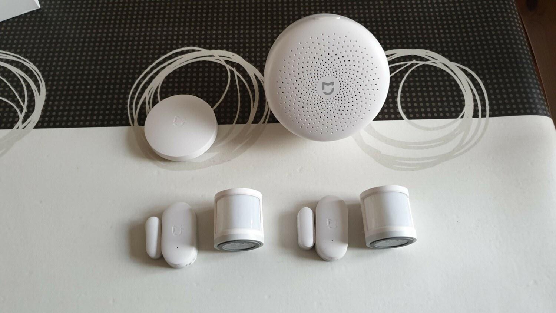 Alarme Xiaomi MI Smart Sensor Set - Kit Complet