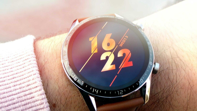 Huawei Watch GT2 Bannière
