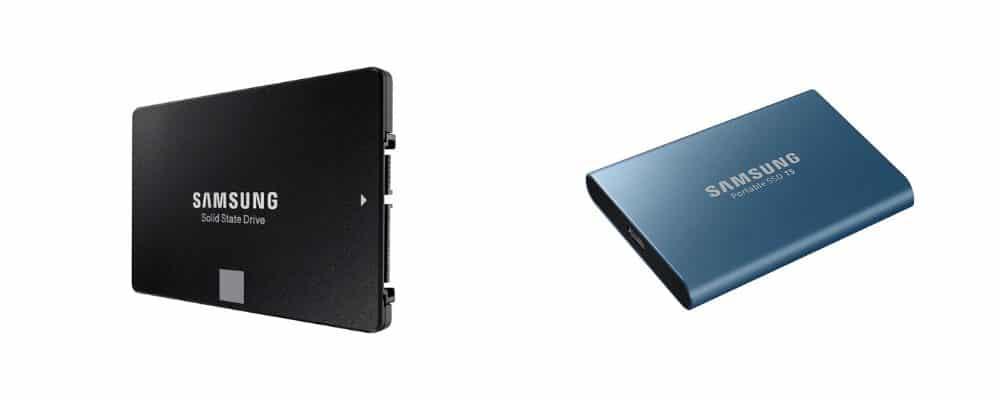 Black Friday - SSD Samsung MacWay