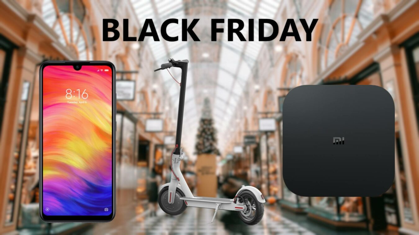 Photo de Black Friday : Xiaomi offre jusqu'à 600€ de réduction !