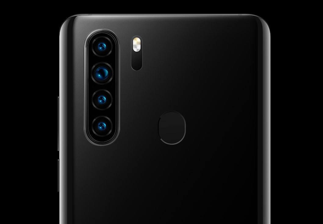 Blackview A80 Pro - Face arrière