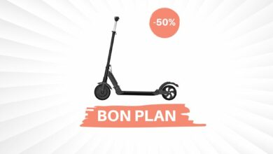 Photo of Bon Plan – La trottinette électrique Kugoo S1 est à -50% !