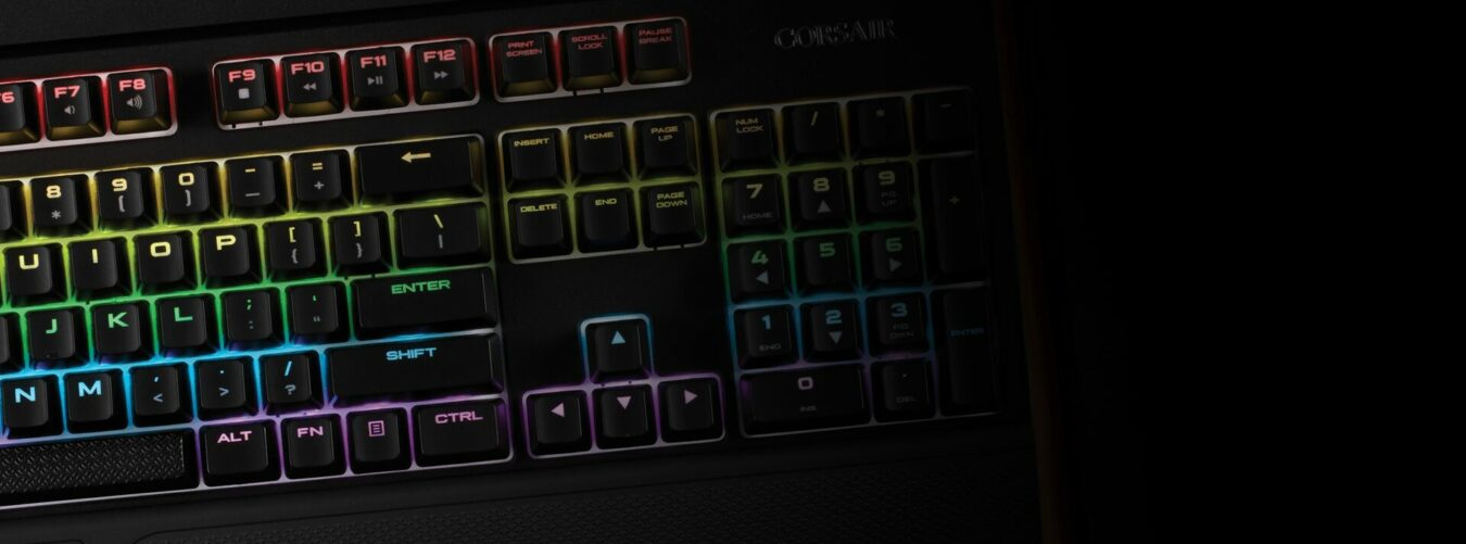 Photo de Corsair K55 RGB : du nouveau dans le Gaming PC