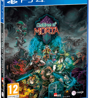 Chilren of Morta PS4