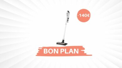 Photo de Bon Plan – 140€ de réduction sur l'aspirateur sans-fil Xiaomi Roidmi NEX !