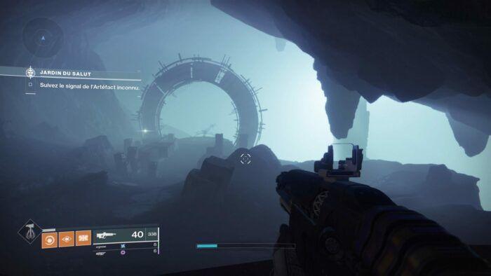 Test - Destiny 2 Le Bastion des Ombres - Raid Jardin du salut