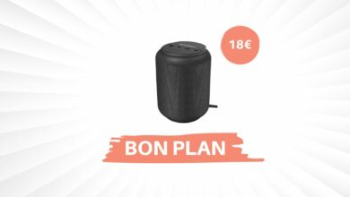 Enceinte connectee Tronsmart Element T6 Mini