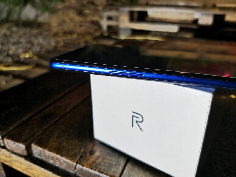 Realme X2 Pro - tranche gauche