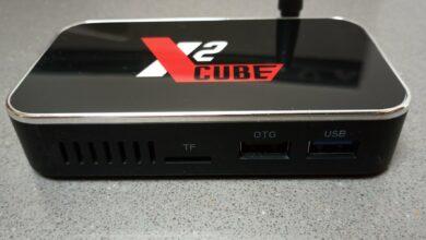 Photo of Test – X2 Cube : L'android box avec serveur samba