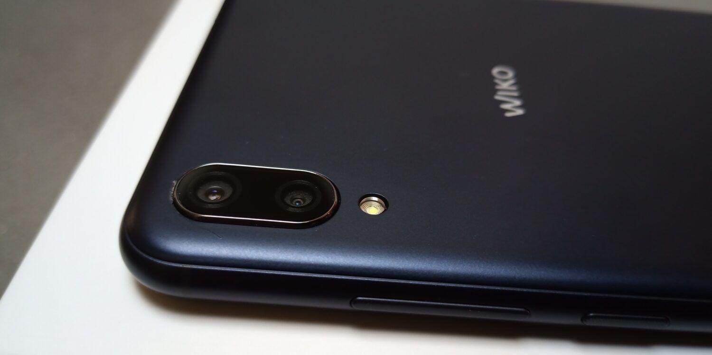 Le wiko Y 80 est équipé d'un double capteur photo de 13 et 5 MP signé Sony