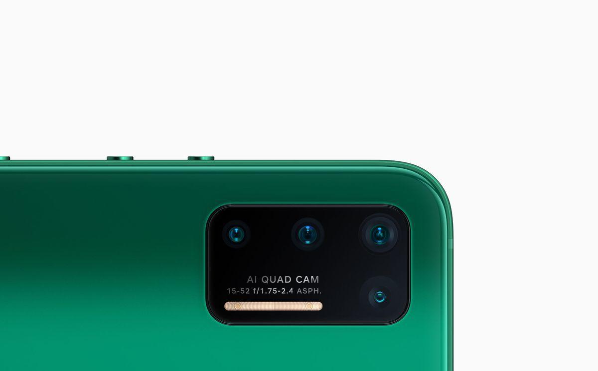 Smartisan Jianguo Pro 3 TikTok caméra